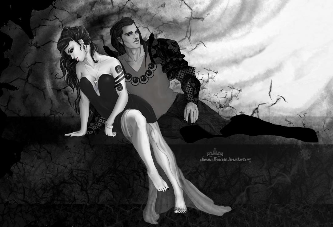I'm still alone when you're here by AleraianPrincess