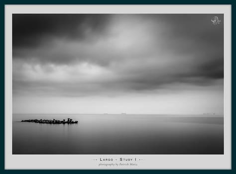 Music of Photography: Largo - Study I