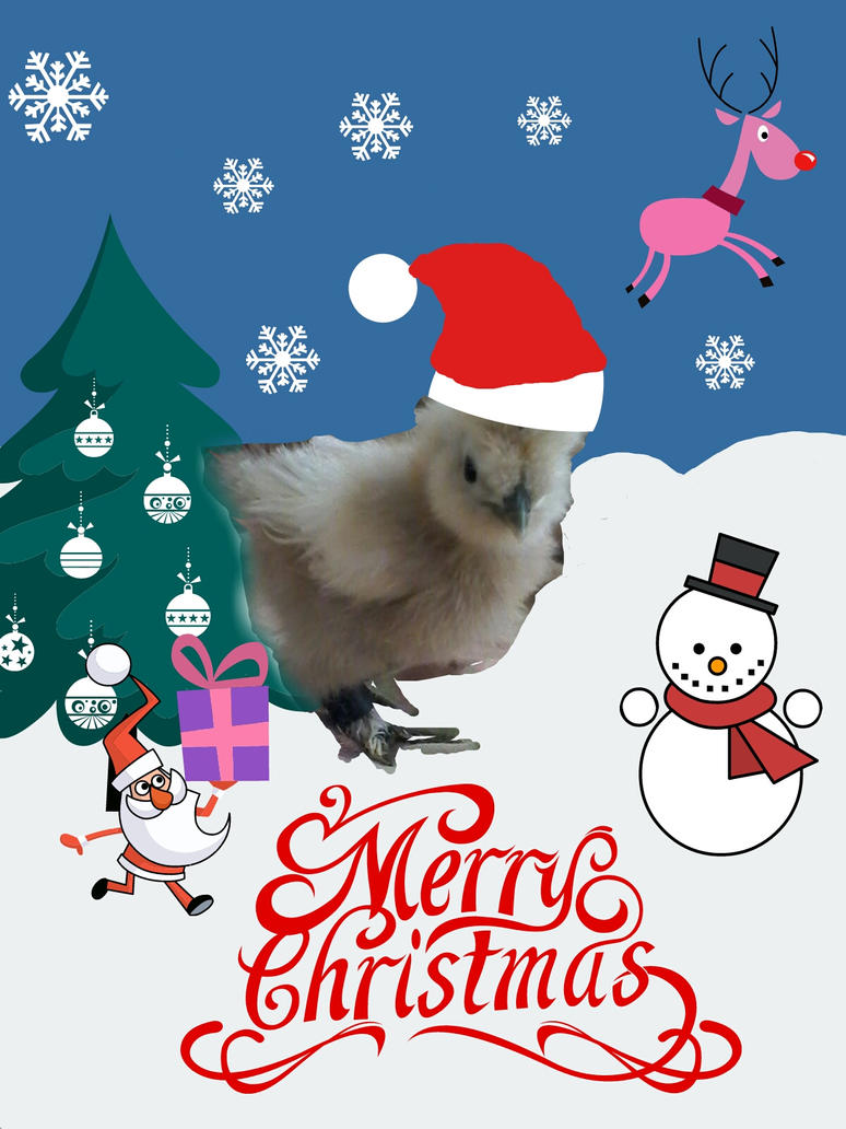 Merry Christmas by Hieithefirewolf