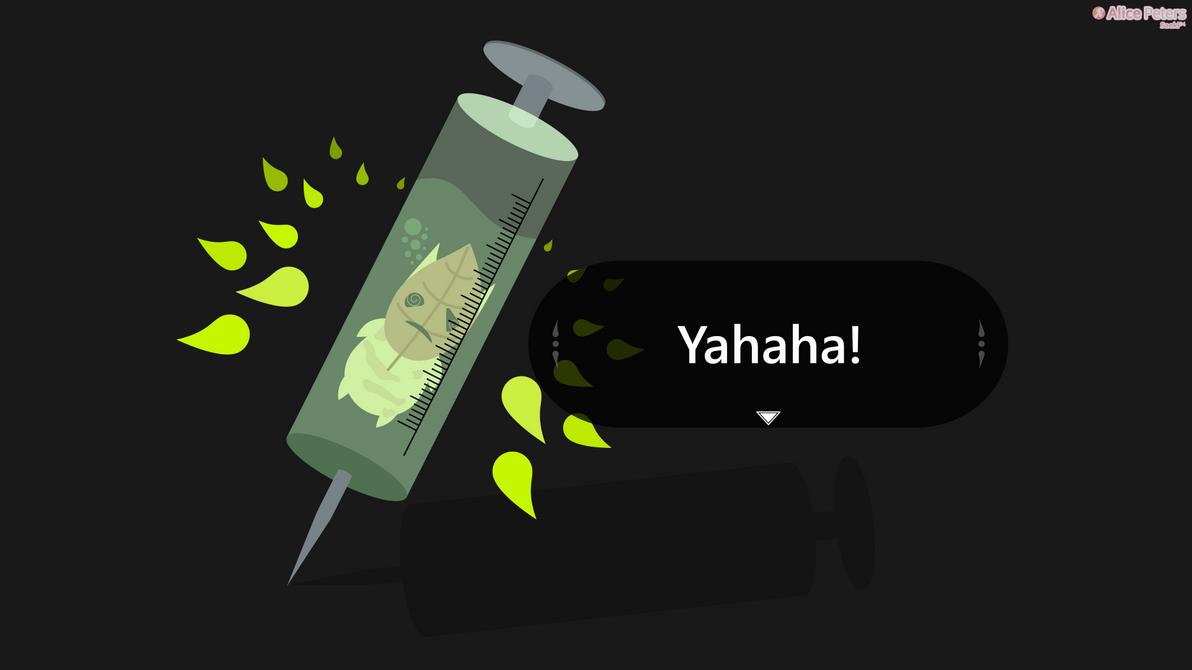Yahaha! (Korok addiction) by Saeki94
