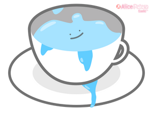 No Ditto, you CAN'T be a Mermaid Latte!