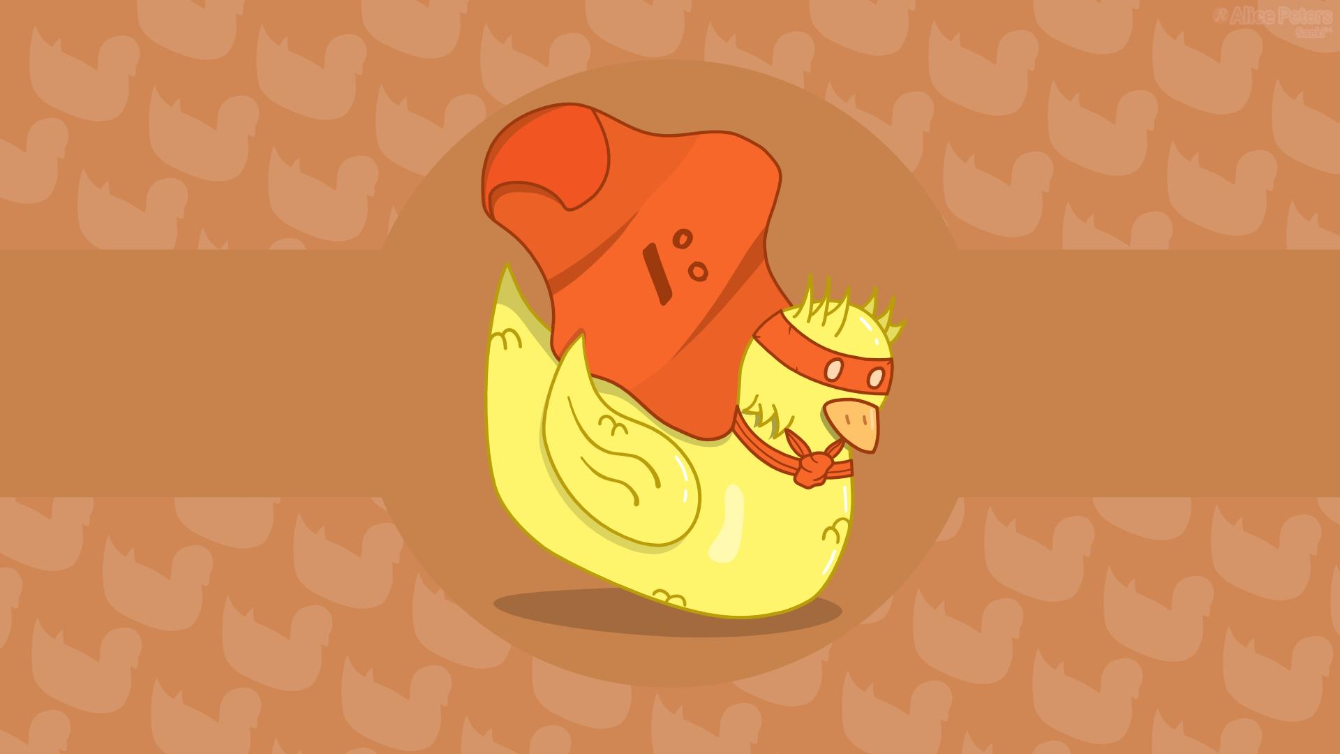 Ranti, the Rantduck