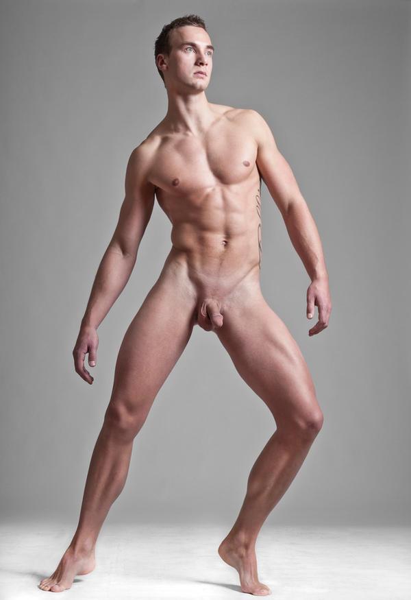 Nude Males Posing 53