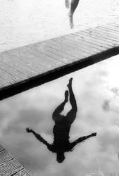 Balletpose mirrored