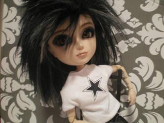 Bill Kaulitz Doll X3 by breathlessXD