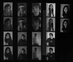 Portraits Contact Sheet by digitalblue