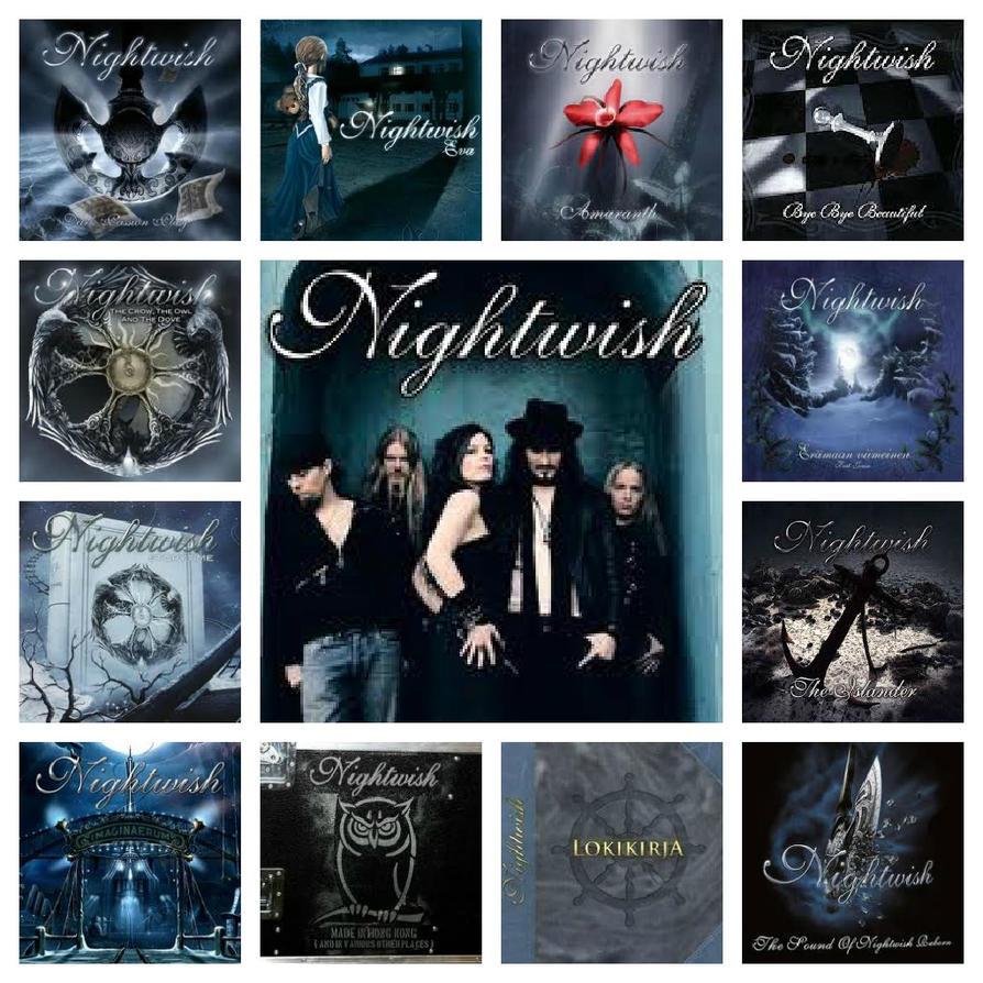 Nightwish Скачать Дискографию Торрент - фото 4