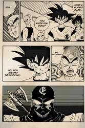 The Dragon Ball eXecutioner.