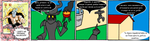 Guest Comic Waterman by Vampyona