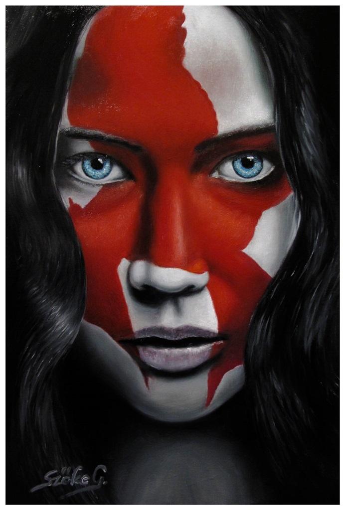 Mockingjay - Katniss by szog88