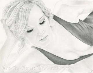 Boudoir Diva_Portrait commission by AgnesBuronyi