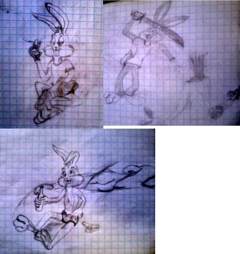 Usagi Shouta by BugsBunny85