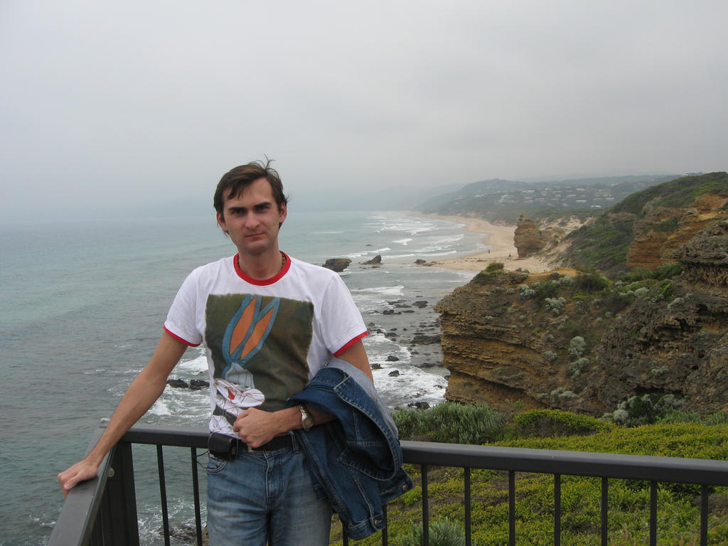 Me in Australia by BugsBunny85