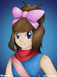 Pokemon Trainer: Kristen