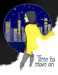 Time To Move On by Kroniku