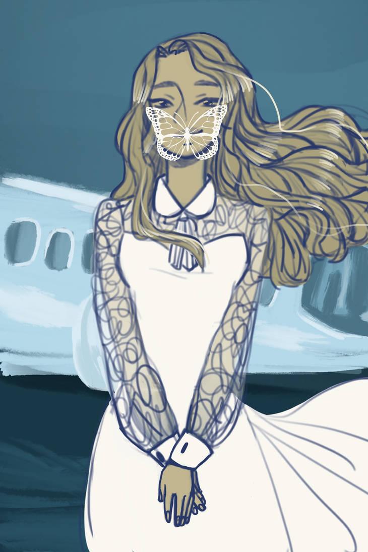 Butterfly (Loona) by Kroniku