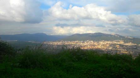 Tizi Ouzou city by walid2687