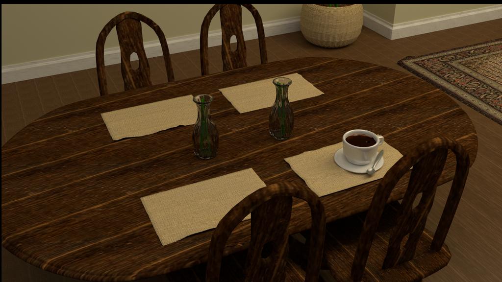 Coffee on a table by salk32 on deviantart for Table 6 2 ar 71 32