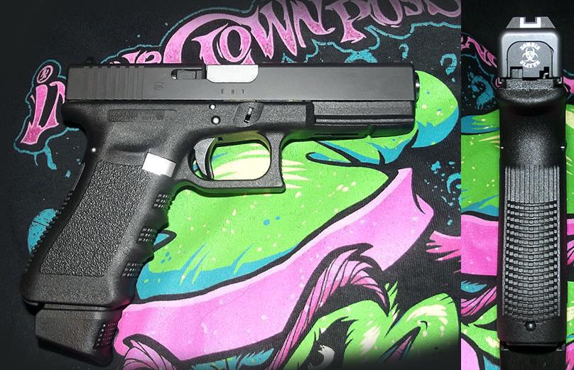 'Slayer' My Glock 31 by HectorDefendi-Light