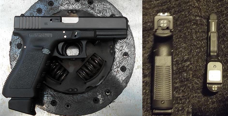 'EVIL' My Glock 37 by HectorDefendi-Light