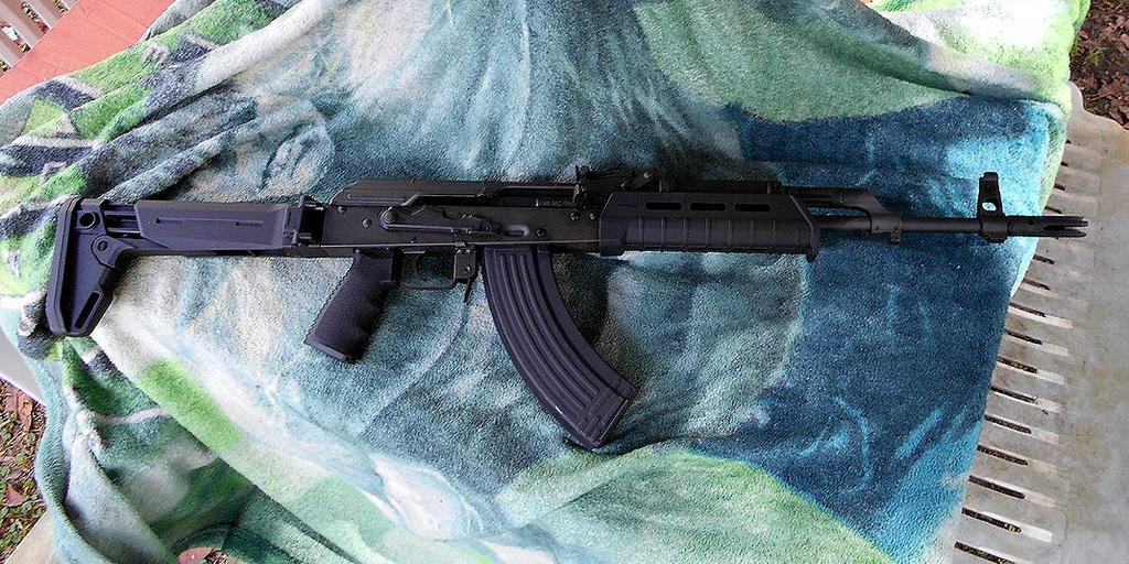 'Boogie Man': My AK 47 Complete by HectorDefendi-Light