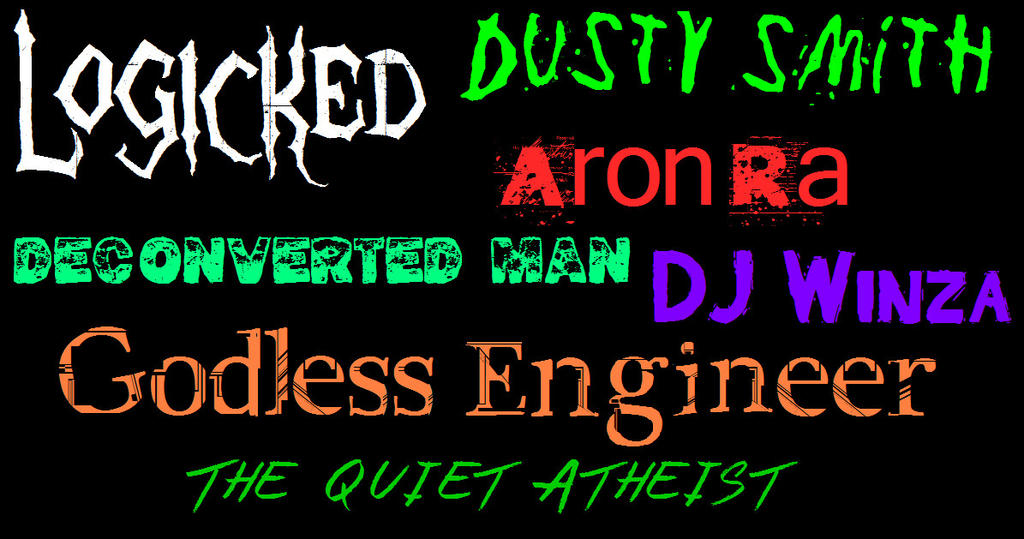 awesome youtube atheists by hectordefendi light on deviantart