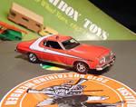 Starsky and Hutch Gran Torino by HectorEDefendi