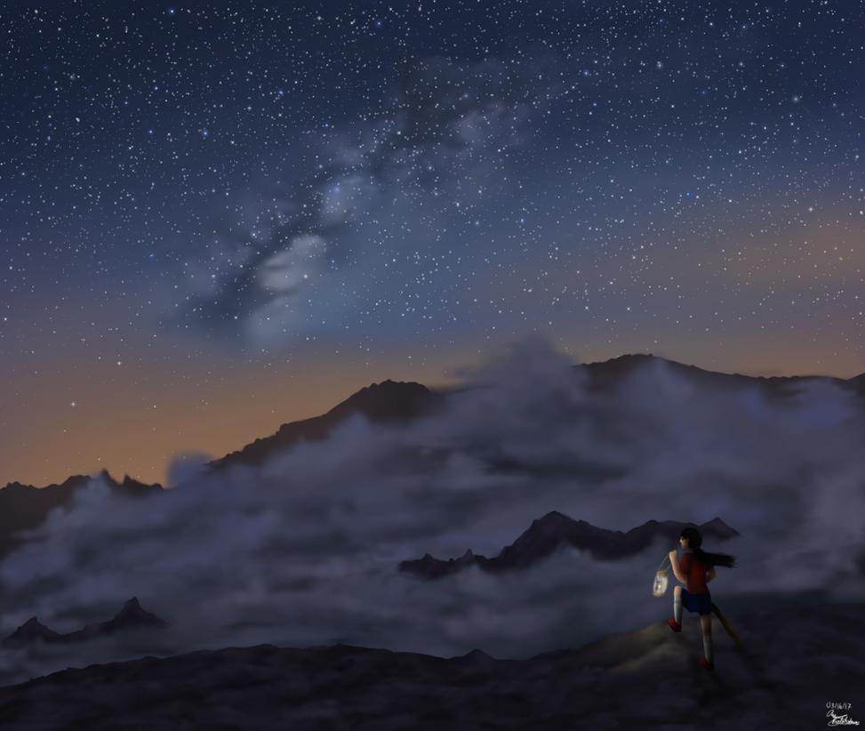 My Dream - Dream Contest by Artistic-Ana
