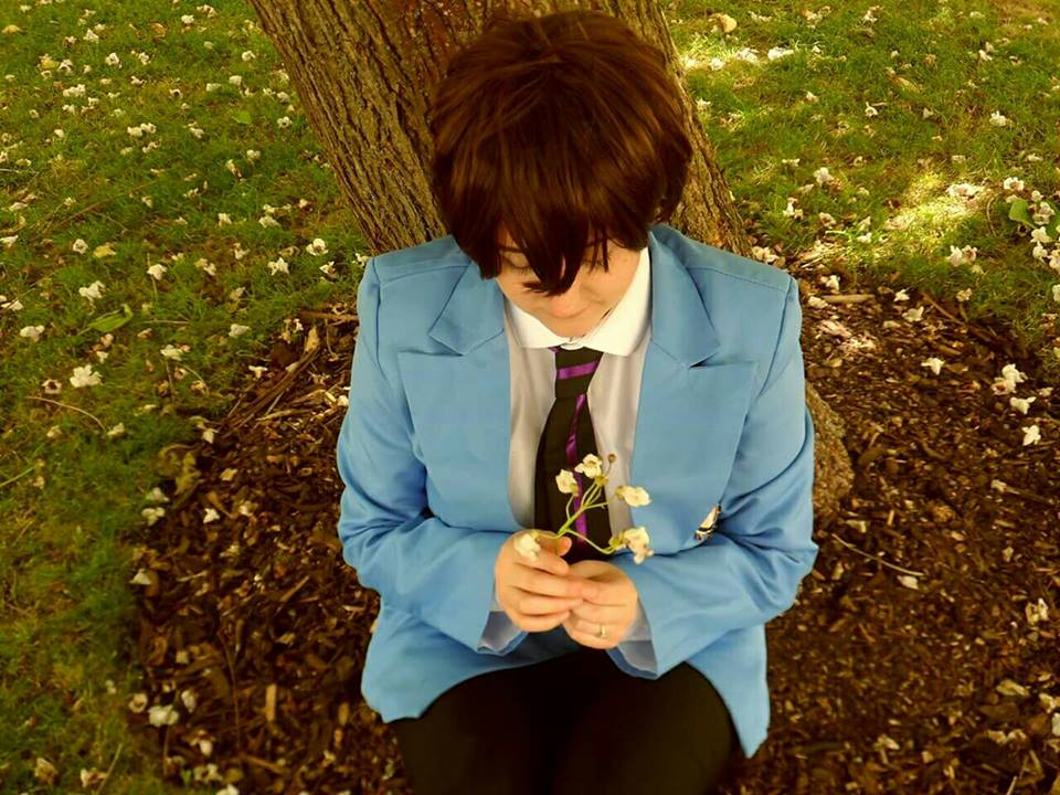Haruhi by SquishyPineapple