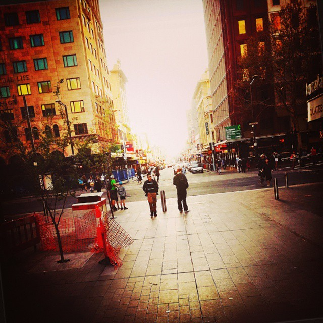 Last Day in Adelaide by CubizSparkle