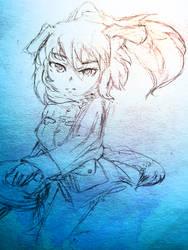 Laura Nissinen sketch by saltykubiz134