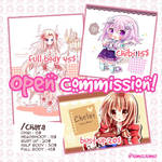 commission [OPEN] OwO))