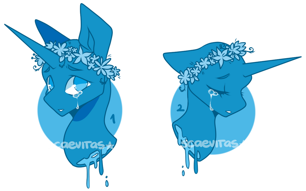 Sad YCH 1 Point Auction Closed By Scaevitas On DeviantArt