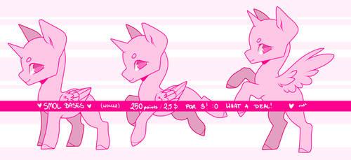 Oh baby a triple | P2U Base by Scaevitas