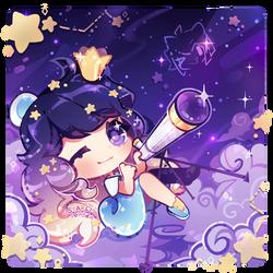 Starry Starry Night by Starlipop