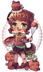 [Adopt|Closed] Cozy Cocoa by Starlipop