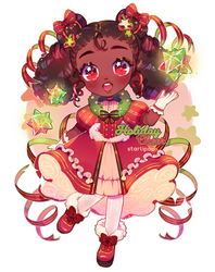 [Adopt|Closed] Holiday Cheer - Thank you for DD!