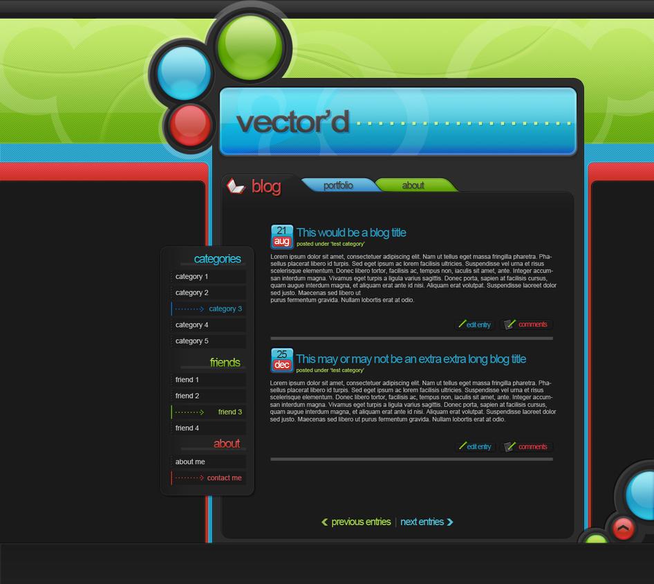 Vector'd by Nicola-B