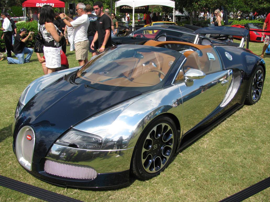 Holy Grail of Bugatti by AkizuRyuuri