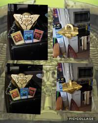 Yu-Gi-Oh Millennium Puzzle