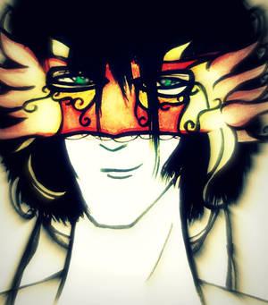 Masquerade Harry