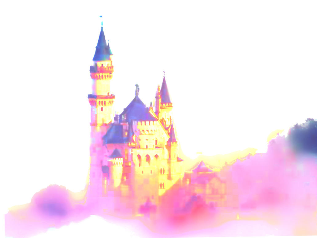 Castle in the Clouds Wallpaper by rglbrgl on DeviantArt
