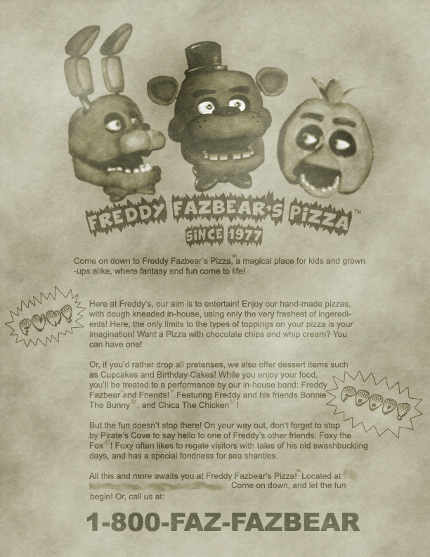 [Image: freddy_fazbear_s_pizza_ad_by_mic_roe_pony-d7w8ow1.png]