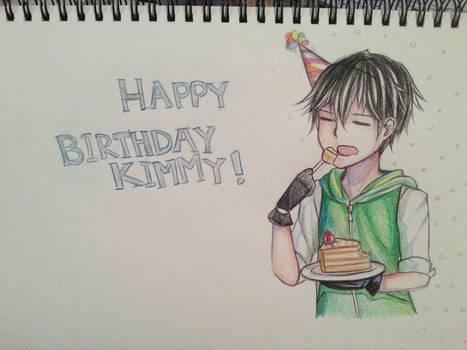 Happy Birthday Kimmy~!