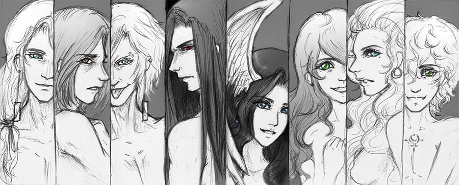 The Devil's Ensemble by Sorelliena