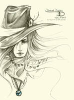 Vampire Hunter D by Sorelliena