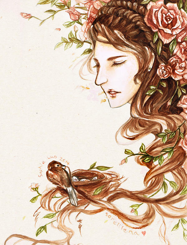 The Nest by Sorelliena