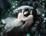 the dark in which she sleeps by Sorelliena
