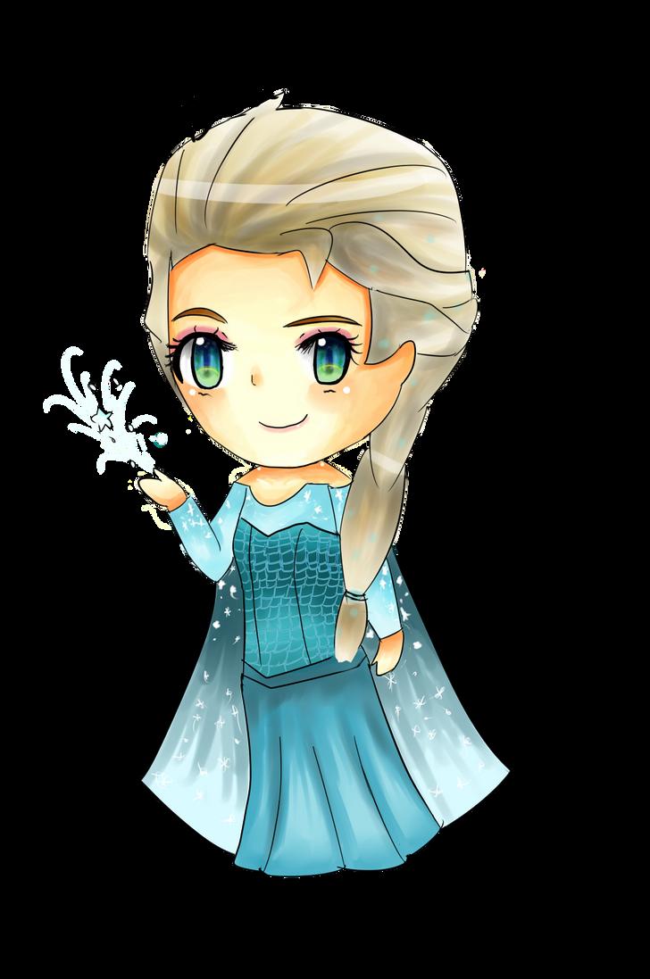 Elsa by spyu98