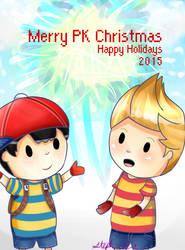 Merry PK Christmas